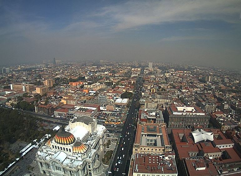 Se mantiene Fase 1 de Contingencia Ambiental en noreste del Valle México