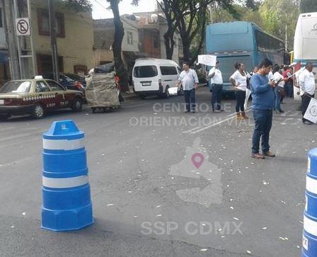 Marcha provocará afectaciones viales en la Ciudad de México