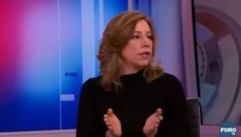 SNTE no denunció a Gordillo, eso debilita acusación, María Idalia Gómez