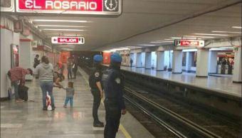 Capturan a un hombre por abuso sexual en el Metro Rosario
