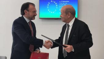 México y Francia se unen contra el impacto del calentamiento en el Caribe