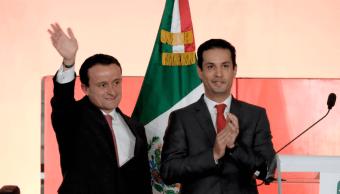 Mikel Arriola anuncia registro como precandidato del PRI para gobernar CDMX