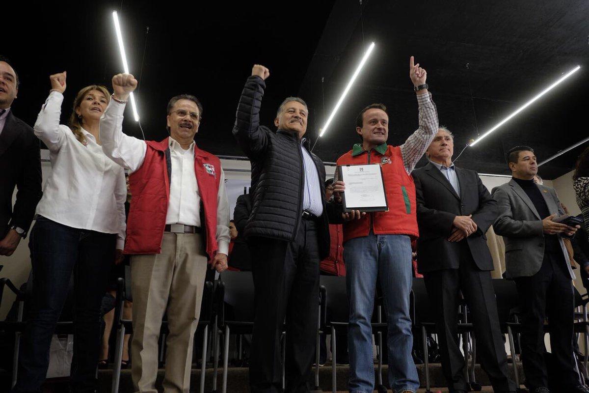 Venerdì PRI registrerà Mikel Arriola come pre-candidato
