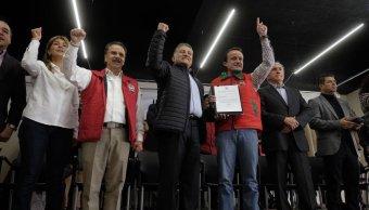 Mikel Arriola se reúne con la Confederación de Organizaciones Populares