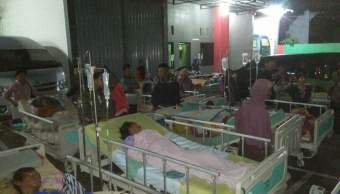 Sismo magnitud 6 5 deja muerto Java Indonesia