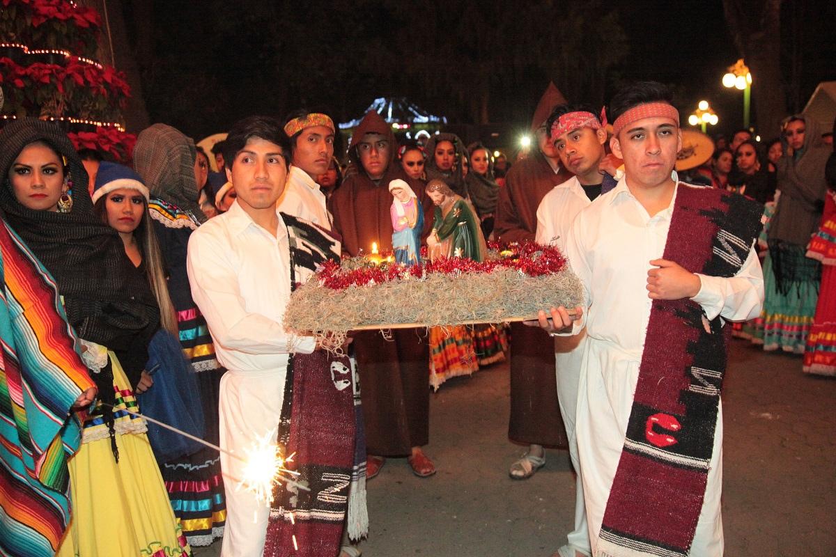 Tradiciones y costumbres decembrinas en Posada Tlaxcalteca