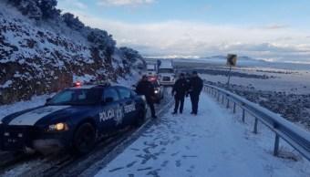 Tercera tormenta invernal provocará más nevadas en Chihuahua