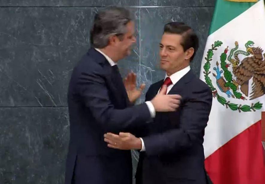 Aurelio Nuño sale de la SEP — Siempre sí