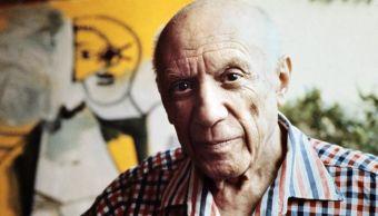 Policía recupera 10 obras Picasso robadas Francia