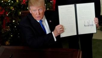 ONU analizará viernes anuncio Trump Jerusalén