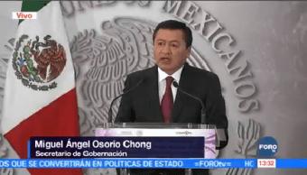 Osorio Chong Avanza Erradicación Violencia Contra Mujeres