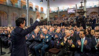 funcionarios se comprometen redoblar esfuerzos consolidar retos gobierno epn