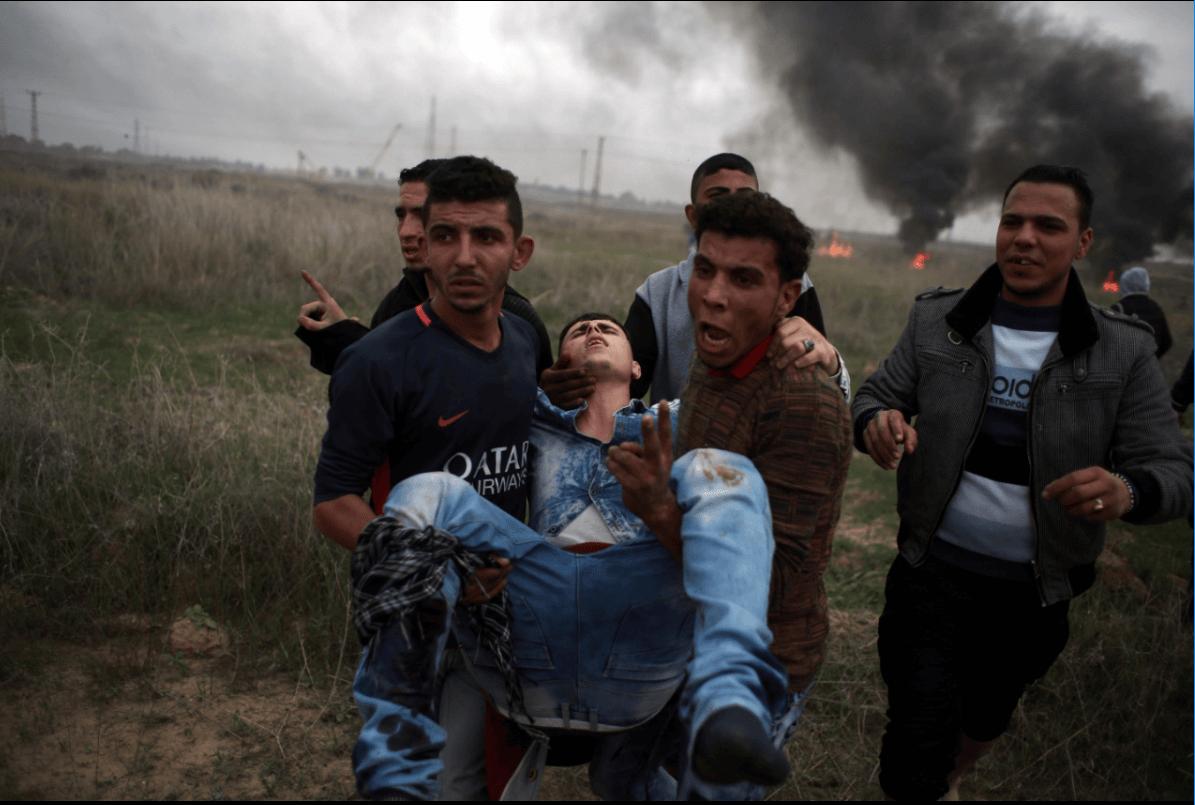 Soldados israelíes matan a dos palestinos en el tercer