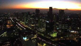 Prevén ambiente frío y heladas matutinas en la Ciudad de México