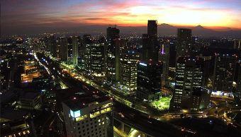 Amanece la Ciudad de México con 8 grados centígrados; continuará el ambiente frío