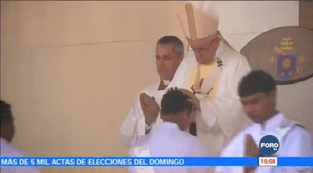 Papa, Francisco, Reunió, Refugiados, Rohinyás,