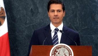 Peña Nieto viaja a París para realizar una visita a la OCDE