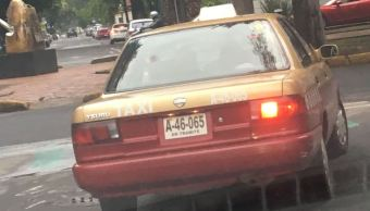 Amplían plazos de reemplacamiento para taxis en la CDMX