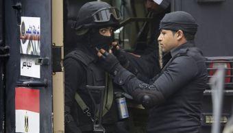 Egipto sube el nivel de alerta al máximo por las Navidades