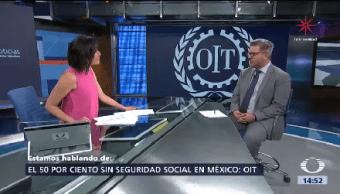 Protección Social México Insuficiente Según Oit