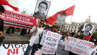 Kuczynski asegura que era inadmisible que Fujimori muriera prisión