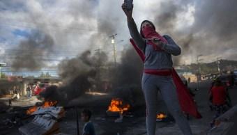 Protestas contra las elecciones en Honduras dejan siete muertos