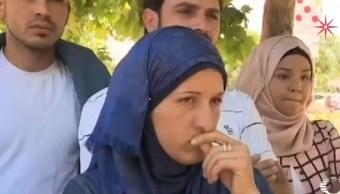 Refugiados sirios son atacados en chile
