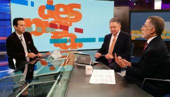 René Delgado analiza propuesta de amnistía a criminales de AMLO