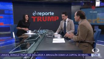 Reporte Trump Reforma Fiscal Estados Unidos Reporte Trump Analista Javier Tello
