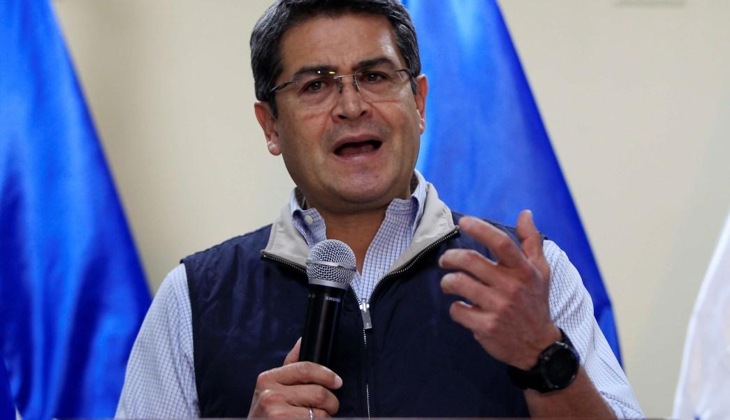 Presidente Hernández dispuesto revisar proceso electoral Honduras