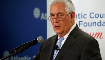 Tillerson asegura que habrá diplomacia Pyongyang primera bomba