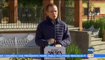Ricardo Anaya inicia precampaña en Querétaro