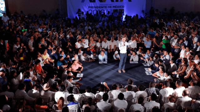 Anaya pide castigar responsables desvíos campaña PRI Chihuahua