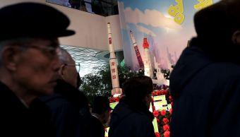 corea norte prepara lanzamiento satelite diario surcoreano