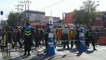 Tres mil policías resguardan la seguridad de peregrinos en la Basílica