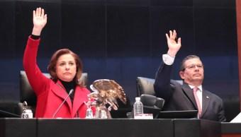 Senado aprueba Ley de Seguridad Interior y la devuelve a Diputados