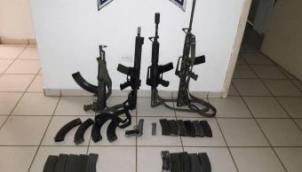 Detienen en Sinaloa a cuatro presuntos delincuentes ligados a torturas
