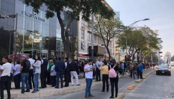 No se reportan daños tras sismo en CDMX: Fausto Lugo
