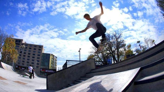 Realizan primer Torneo Internacional de Skateboarding en la CDMX