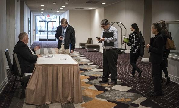Estables, las solicitudes de subsidio por desempleo en Estados Unidos