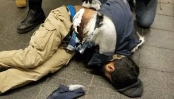 Identifican al autor del ataque terrorista cerca del Time Square
