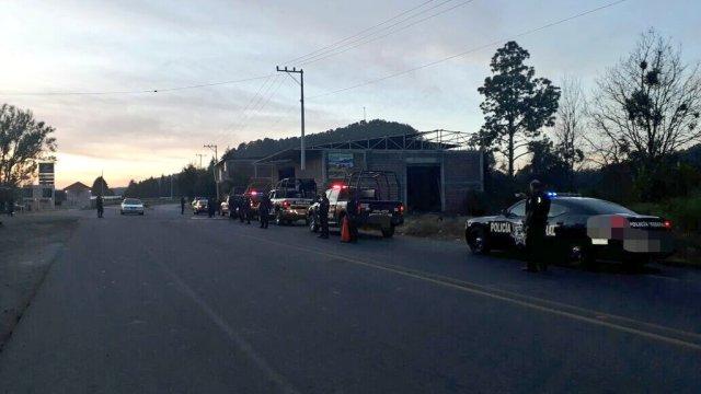 SSP Michoacán intensifica operativos en la región Bajío