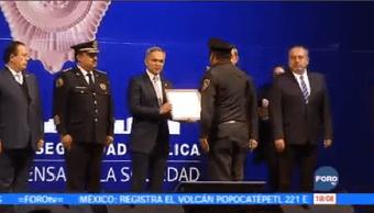 Sspcdmx Conmemora Día Del Policía Ssp Capitalina