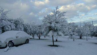 Prevén segunda tormenta invernal del 14 al 17 de diciembre en México