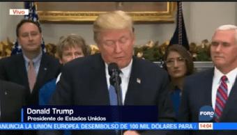 Trump Pide Nasa Envíe Nuevamente Astronautas Luna