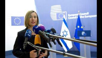 ue dos estados jerusalen unica solucion conflicto israelies y palestinos