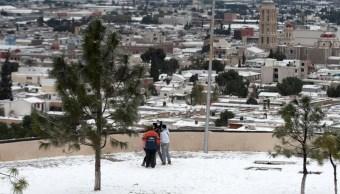 Mantienen alerta por heladas en Coahuila