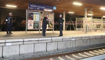 Policía alemana investiga detonación en estación del metro en Hamburgo