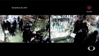 investigan presuntas conductas indebidas policias operativo plaza meave