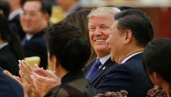 China defiende comercio con Estados Unidos; Trump lo considerará competidor